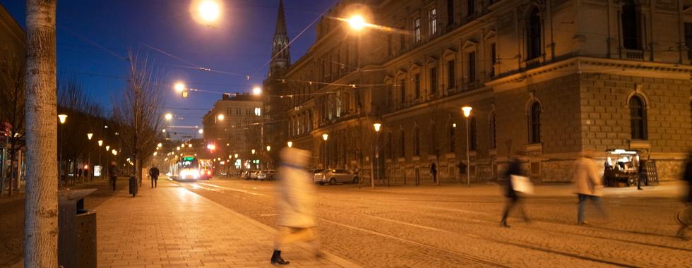 − チェコ・モラヴィアの小さな街より −