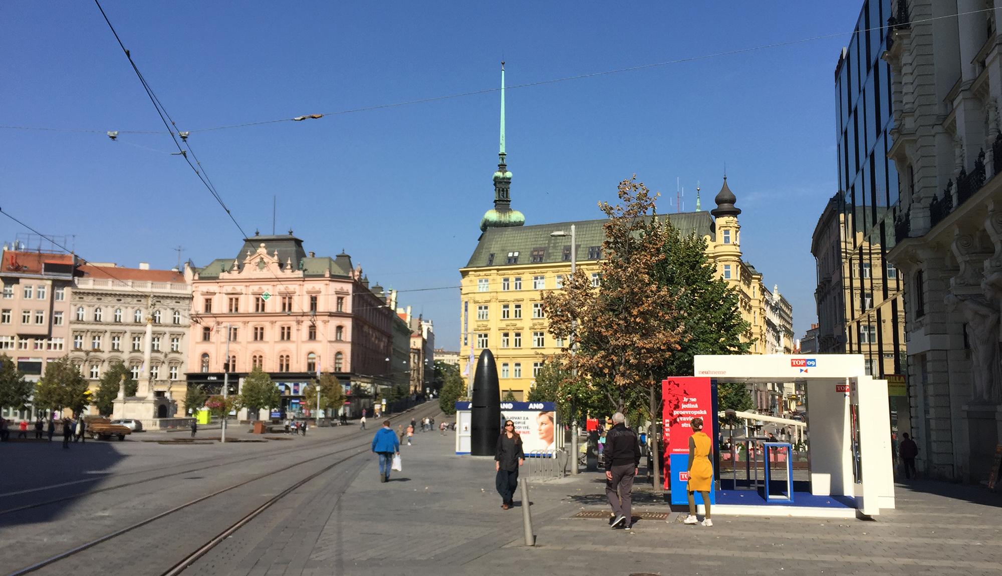 チェコの選挙活動 | How to be Czech
